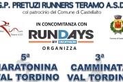 5^ Maratonina Val Tordino