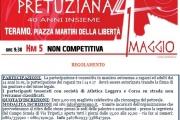 40^ Maratonina Pretuziana Non Competitiva